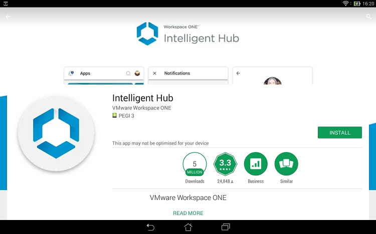 How Do I Install Airwatch Mdm On My Android Device