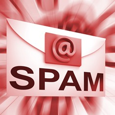 Spam image