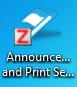 VDS print icon