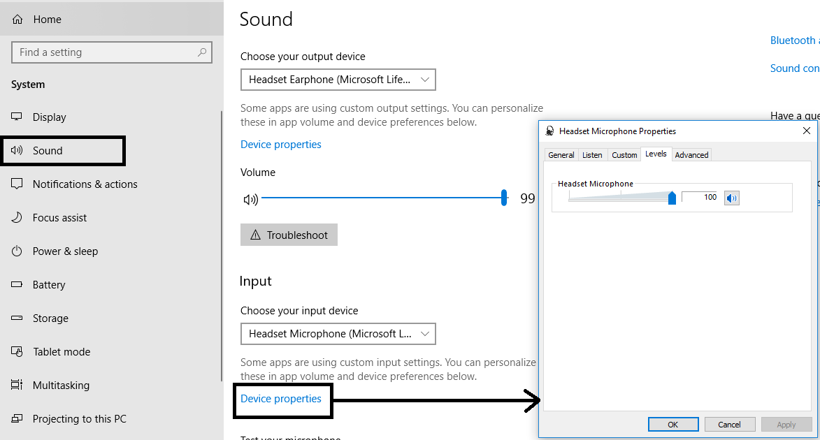 How do I check my audio when using Webex?